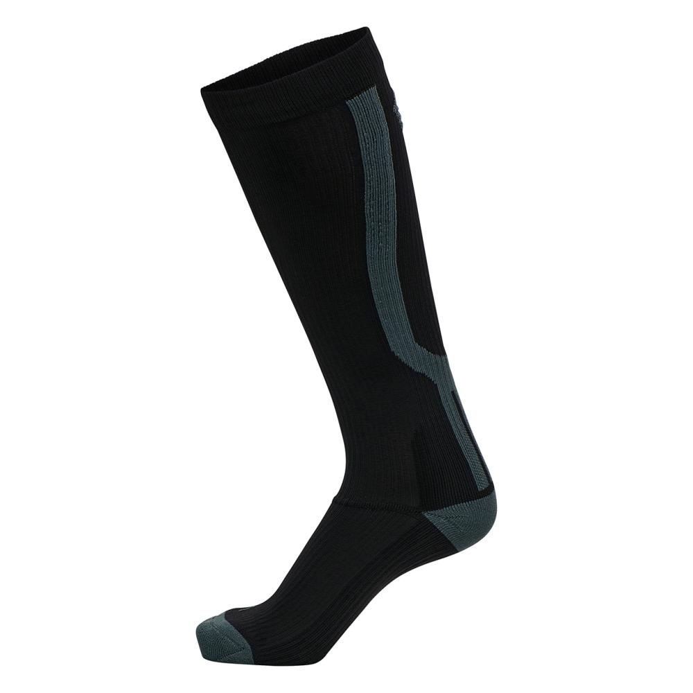 Kompresní běžecké podkolenky Newline Compression Sock  černá