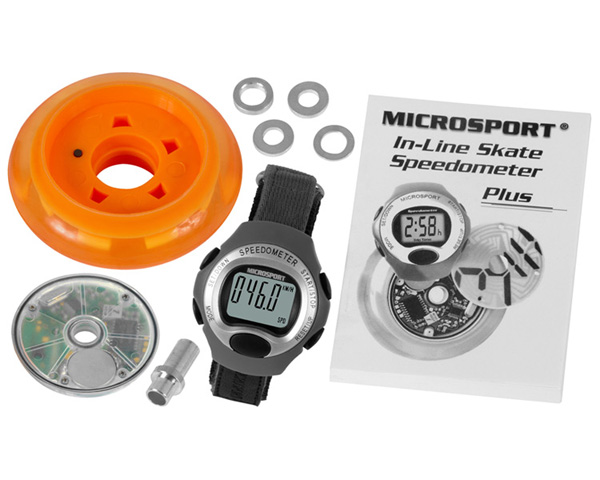 Microsport Tachometr Basic 2 100mm