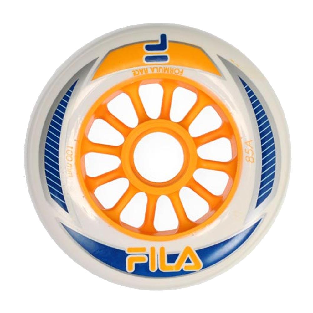 In-line kolečka Fila 100 mm/85A 8 ks