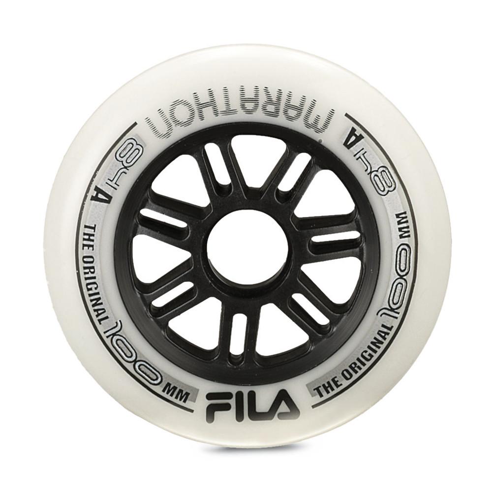 In-line kolečka Fila 100 mm/84A 8 ks