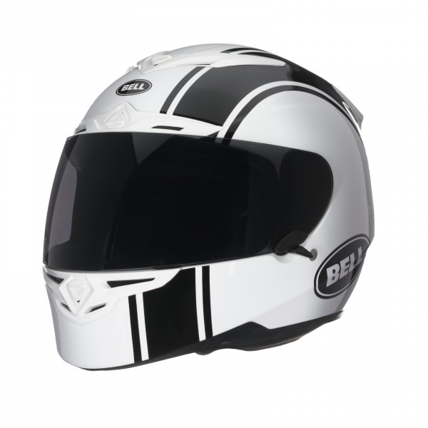 Moto přilba BELL RS-1 Liner Pearl White L (59-60) - záruka 5 let