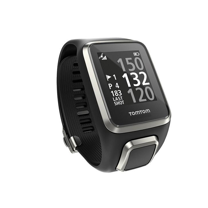 GPS hodinky TomTom Golfer 2 černá