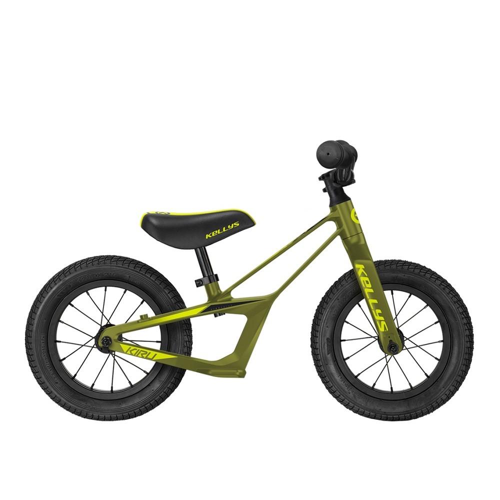 """Odrážedlo KELLYS KIRU 12"""" - model 2021 Forest"""