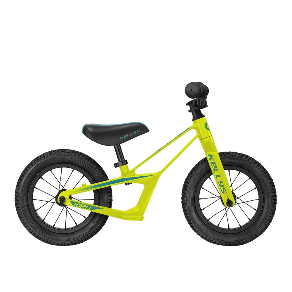 """Odrážedlo KELLYS KIRU 12"""" - model 2021 Lime"""