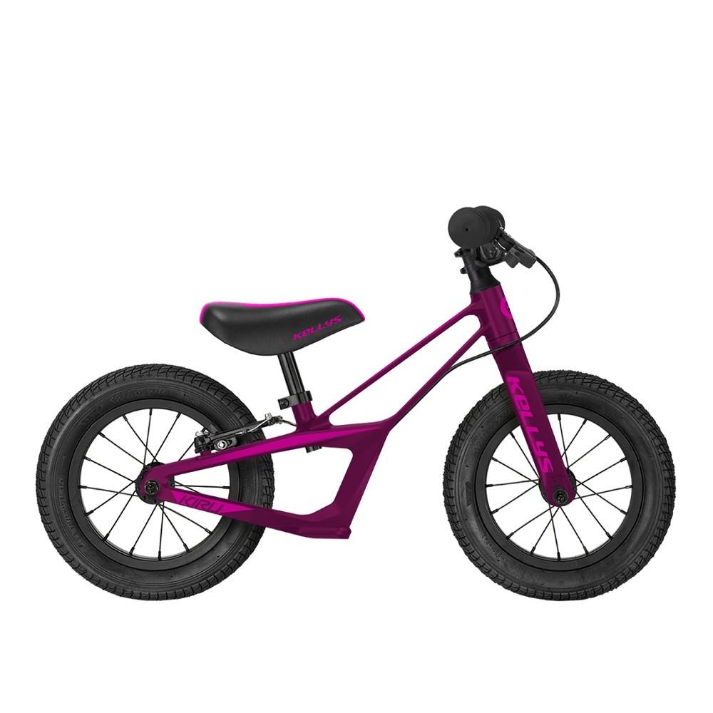 """Odrážedlo KELLYS KIRU RACE 12"""" - model 2021 Purple"""