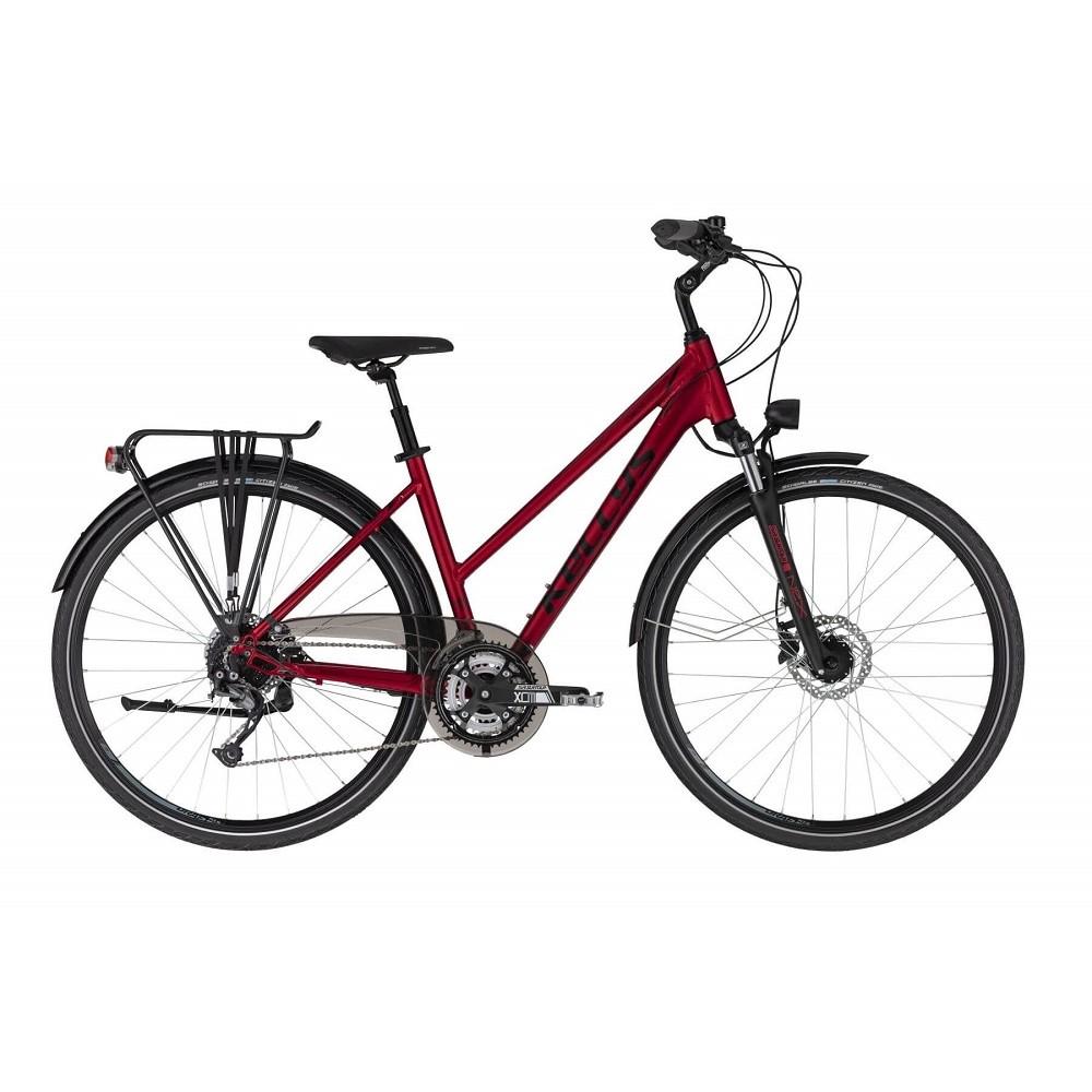 """Dámské trekingové kolo KELLYS CRISTY 70 28"""" - model 2021 S (16"""") - Záruka 10 let"""