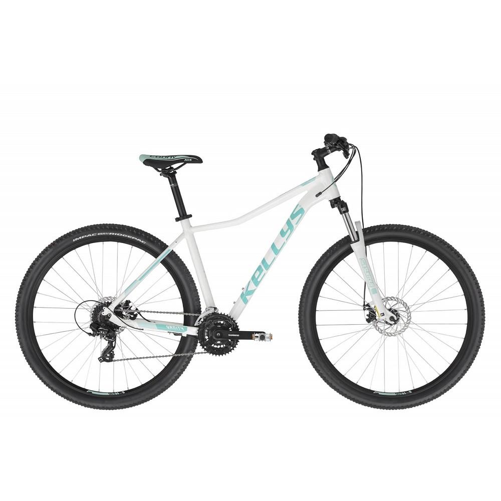 """Dámské horské kolo KELLYS VANITY 30 29"""" - model 2021 White - M (17"""") - Záruka 10 let"""