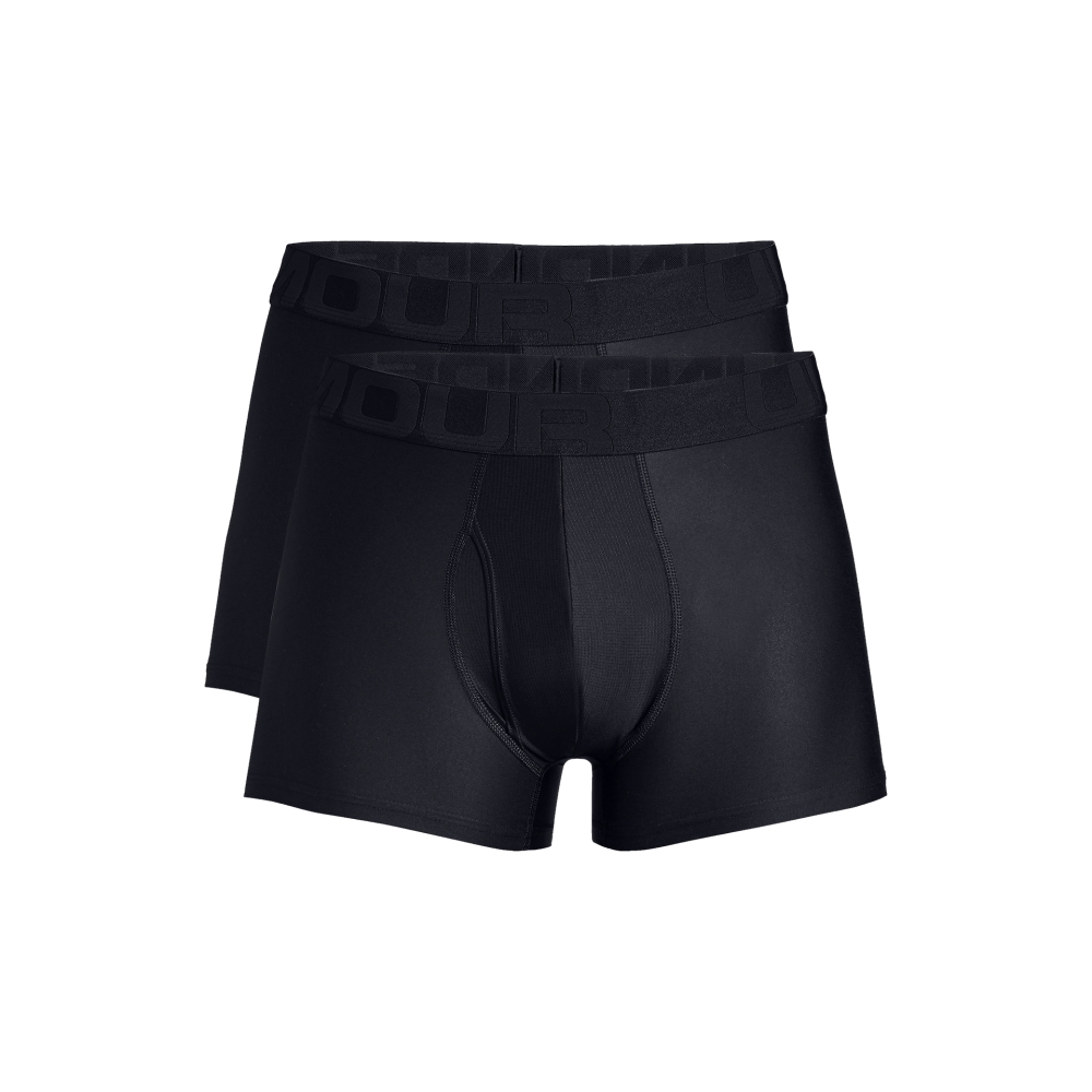 Under Armour Tech 3in 2 páry Black - S