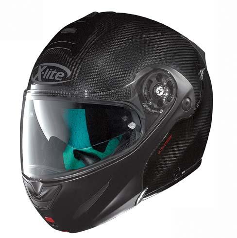 Moto helma X-lite X-1003 Ultra Carbon Dyad Flat Black L (59-60)