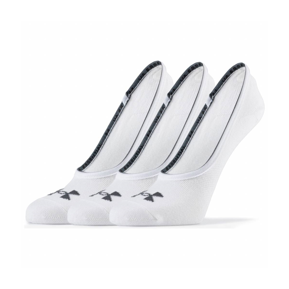 Under Armour LOLO Liner 3 páry White - S