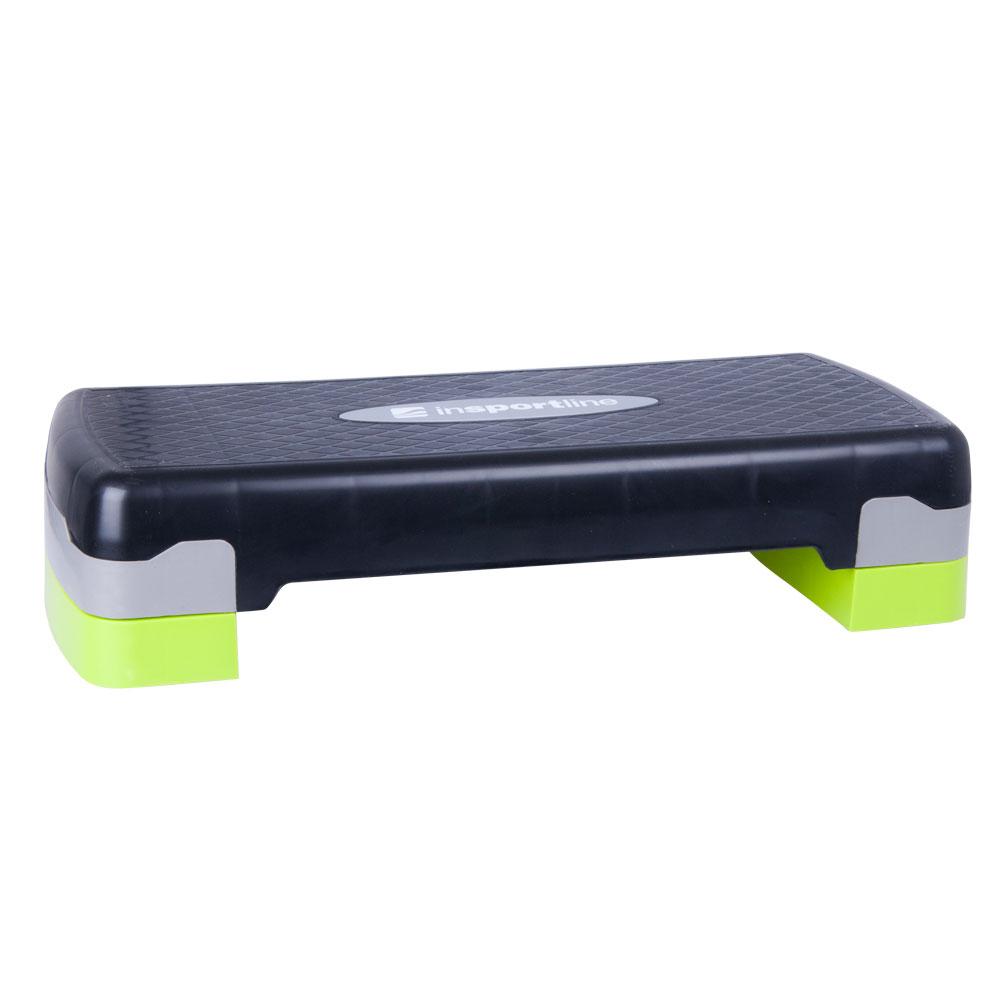 Aerobic step inSPORTline AS100 černo-zelená