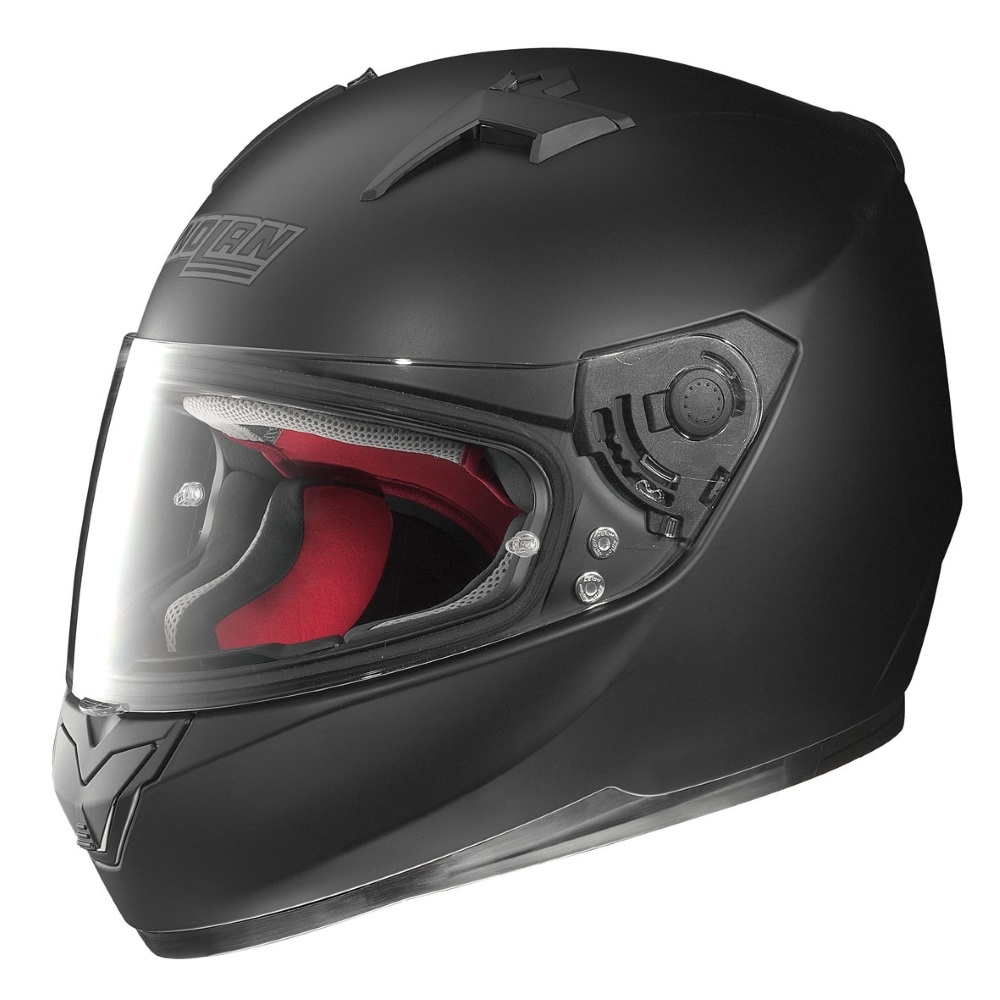 Moto helma Nolan N64 Smart Flat Black - XL (61-62)