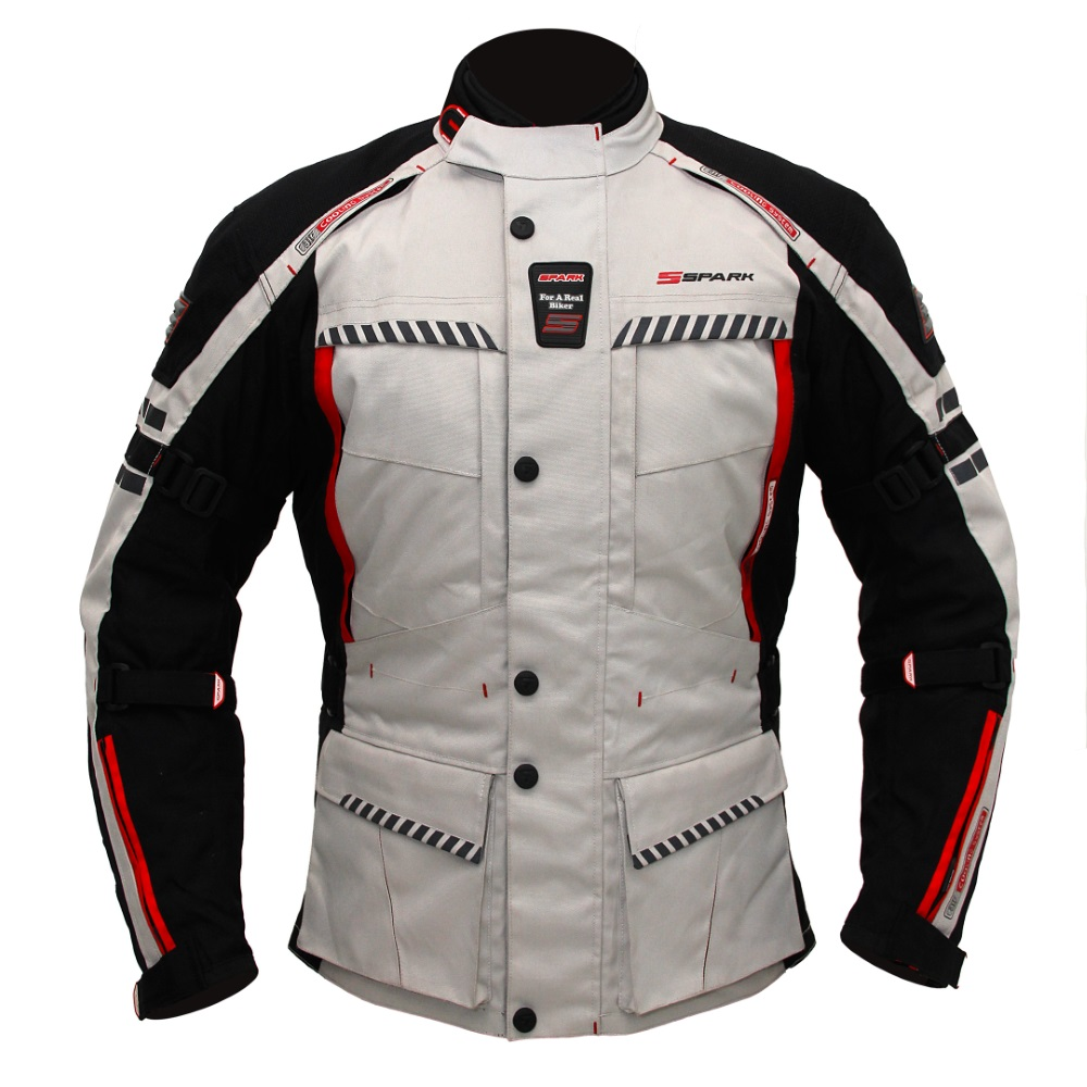 Pánská textilní moto bunda Spark Escape 5XL