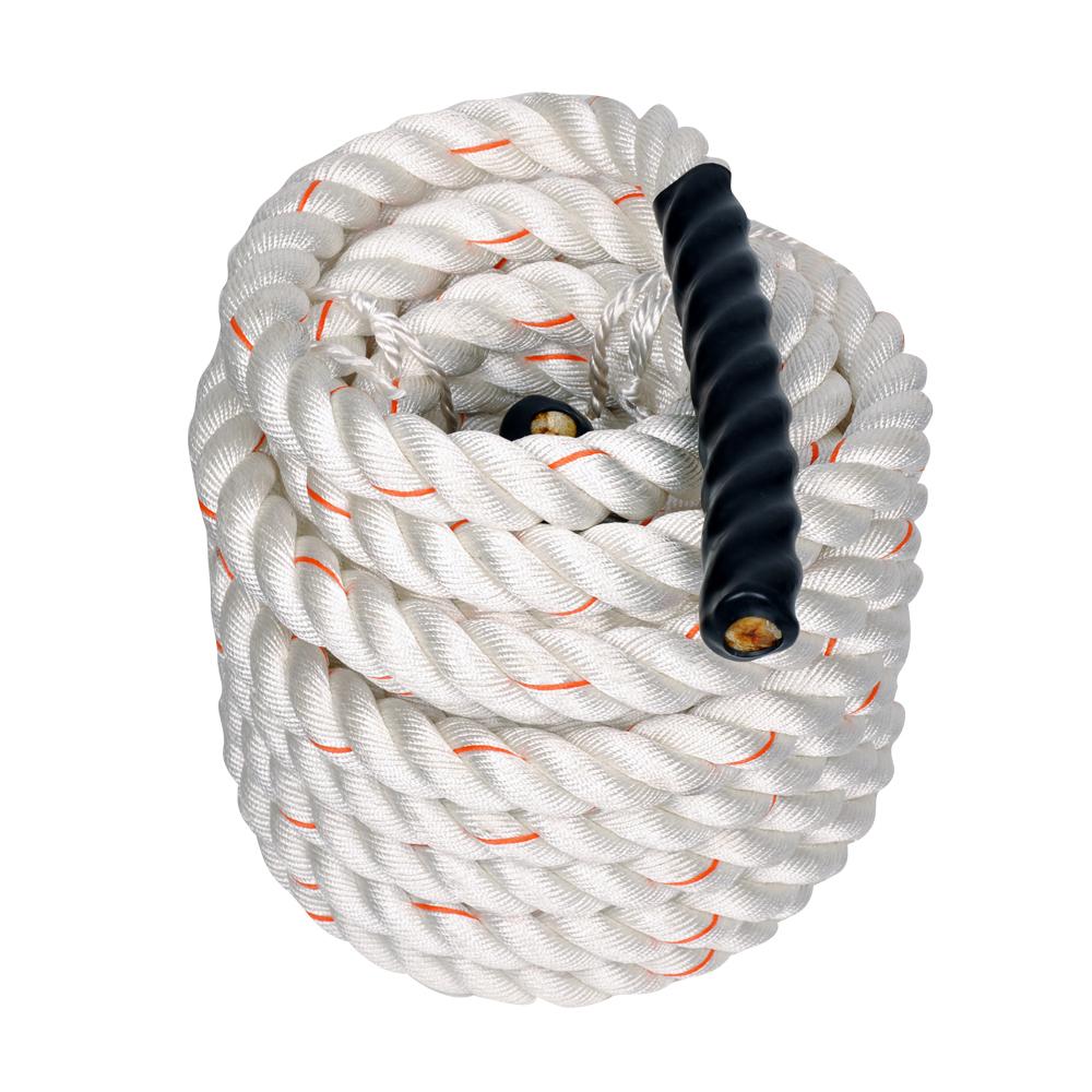 Posilovací lano inSPORTline CF011