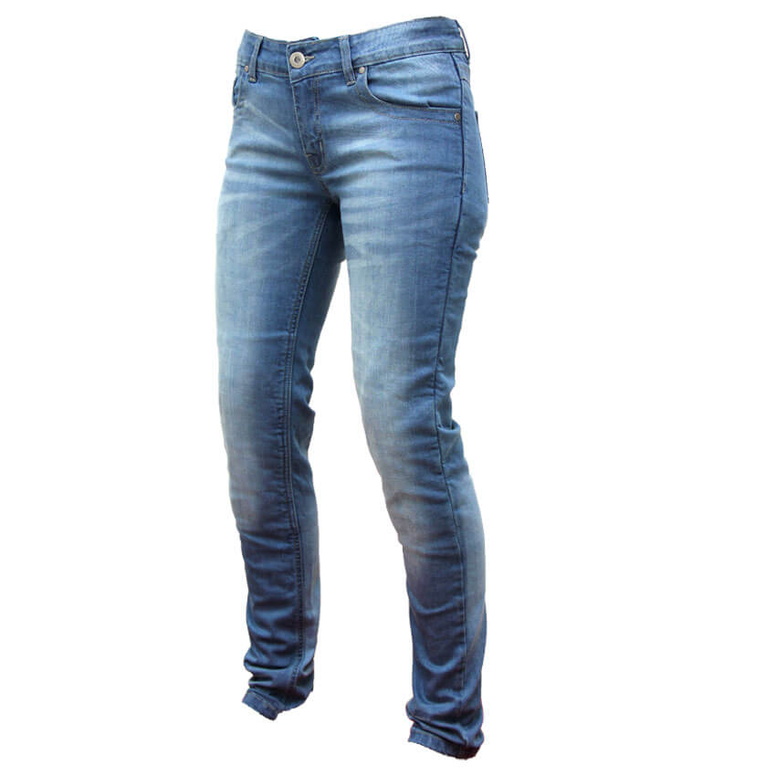 Dámské moto jeansy Spark Dafne modrá - 3XL c8a561bc0f
