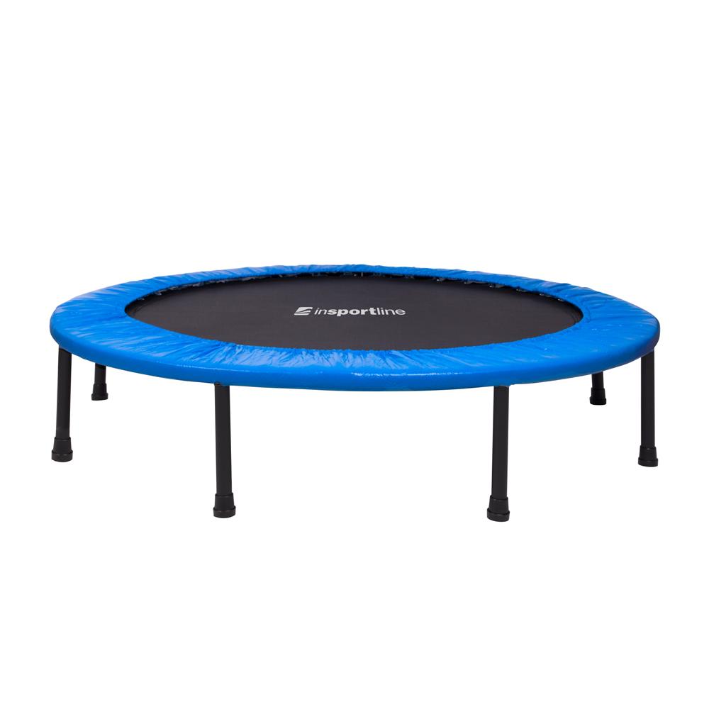 Skládací dětská trampolína inSPORTline 122 cm