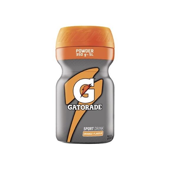 Práškový koncentrát Gatorade Powder 350g pomeranč