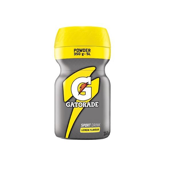 Práškový koncentrát Gatorade Powder 350g citron
