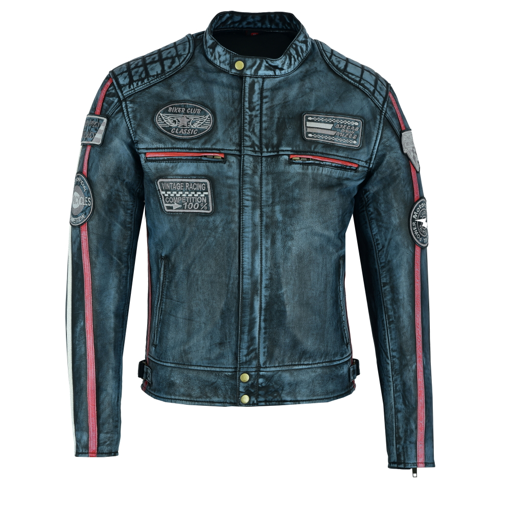 B-STAR MOTO 7820 Blue Tint - XL