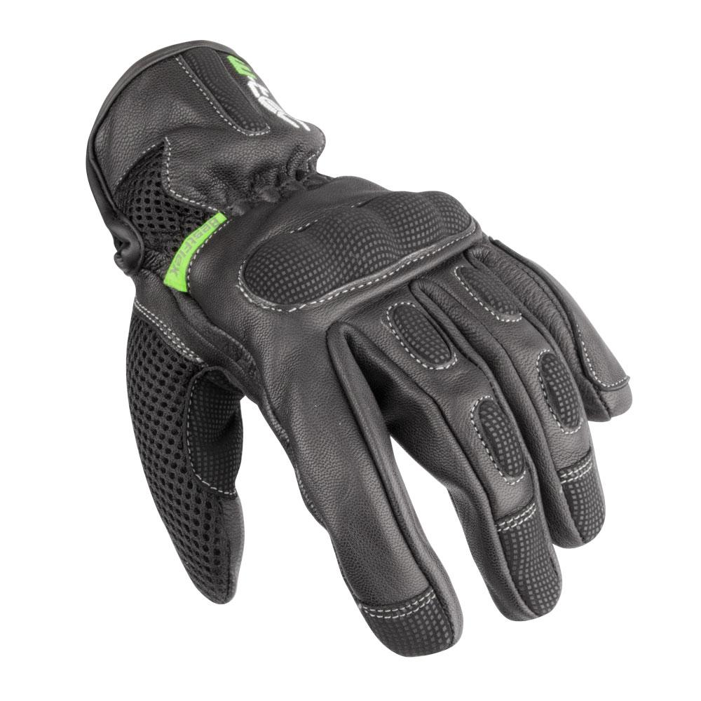 Pánské moto rukavice W-TEC New Look černá - M