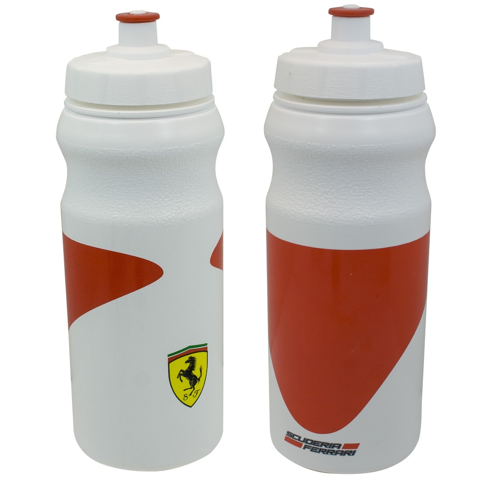 Plastová láhev Ferrari