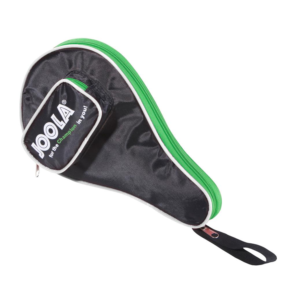 Pouzdro na pingpongovou pálku Joola Pocket zeleno-černá