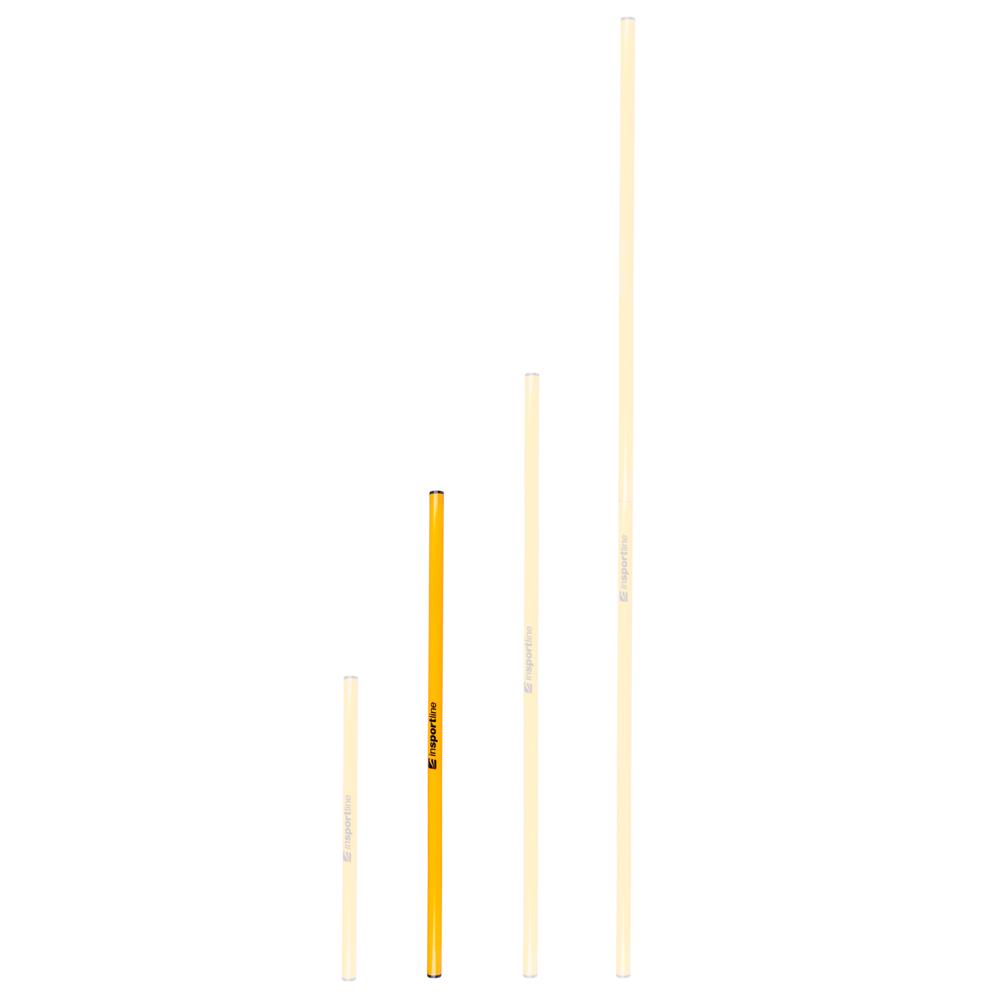 Slalomová tréninková tyč inSPORTline SL80 80cm