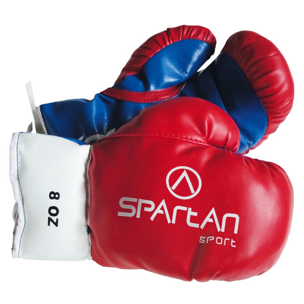 Juniorské boxerské rukavice Spartan American Design 8oz