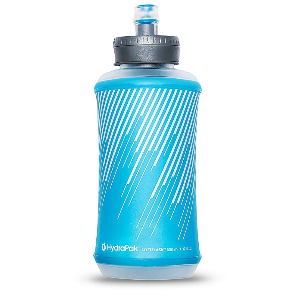 Skládací láhev HydraPak Softflask 500 Malibu Blue