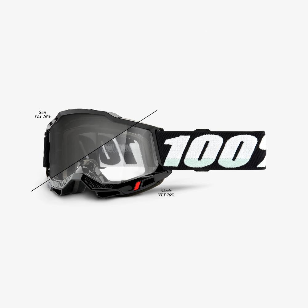 Motokrosové brýle 100% Accuri 2 UTV/ATV SAND/OTG Photochromic