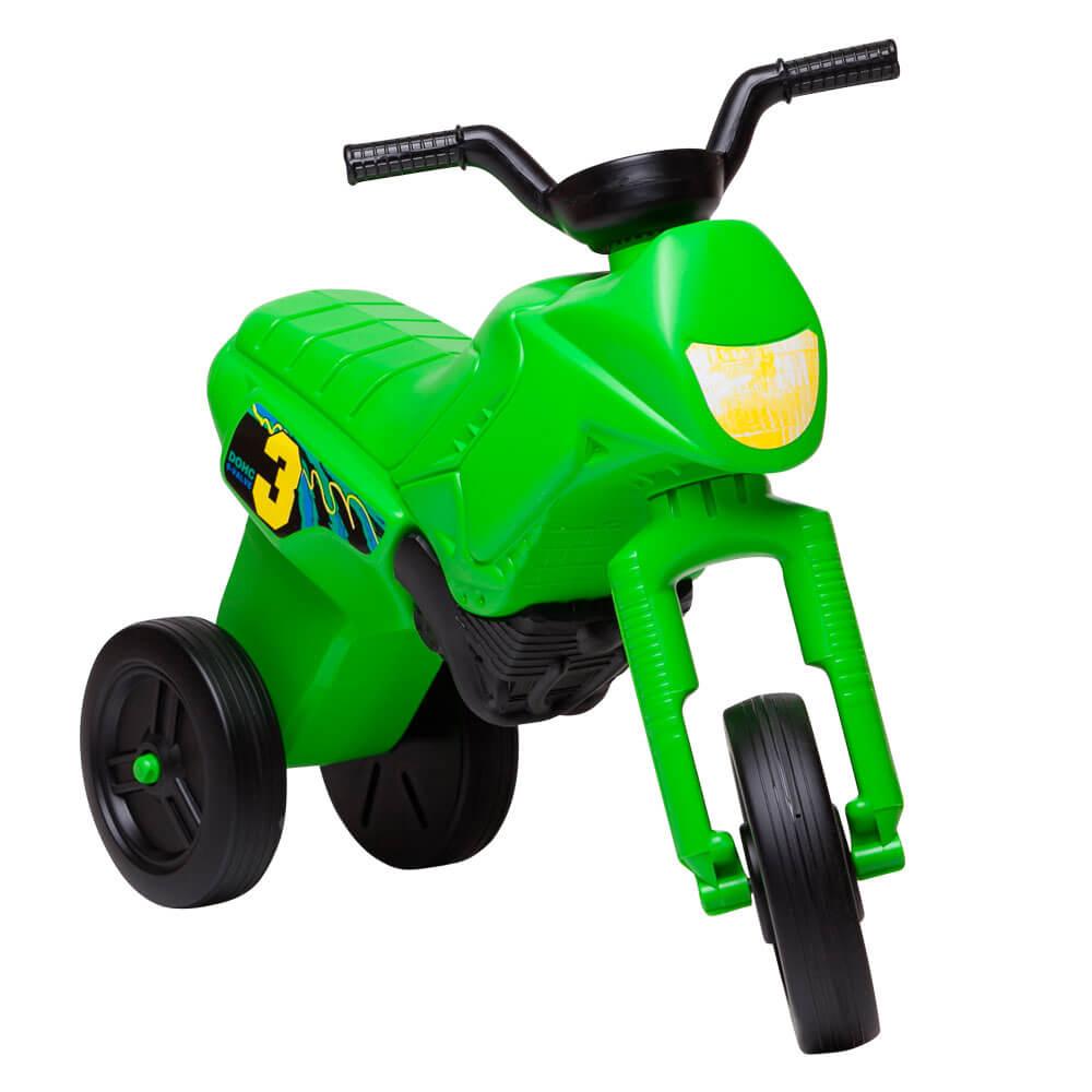 Odrážedlo Enduro Maxi zeleno-černá