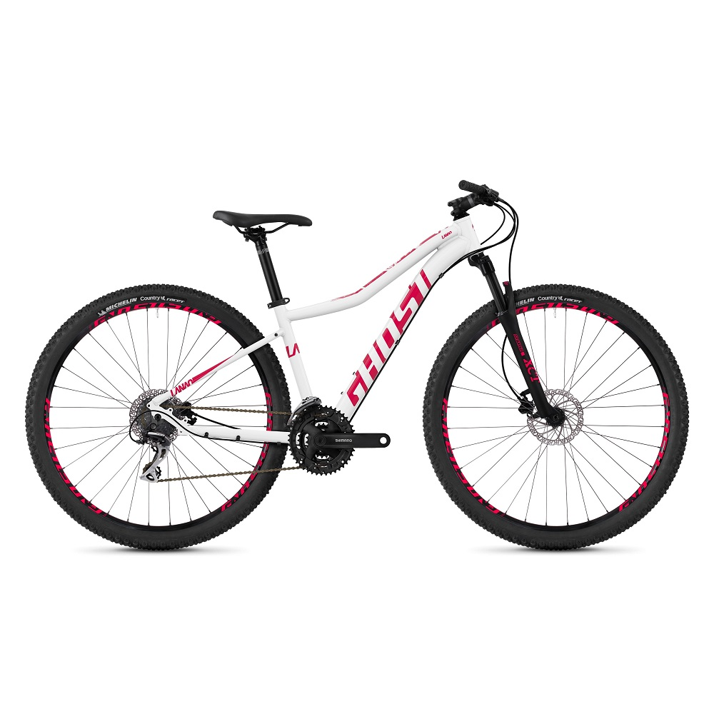 Ghost Lanao 29 AL W 29  model 2019 Star White  Ruby Pink  S 155