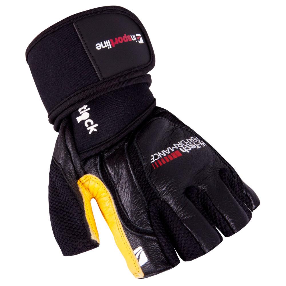 Pánské fitness rukavice inSPORTline Bewald M
