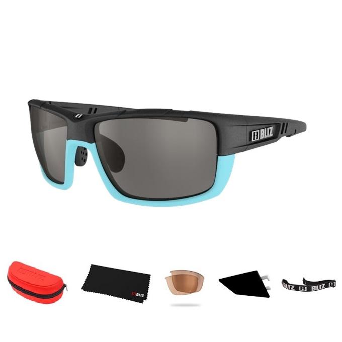 Sportovní sluneční brýle Bliz Tracker Ozon modré