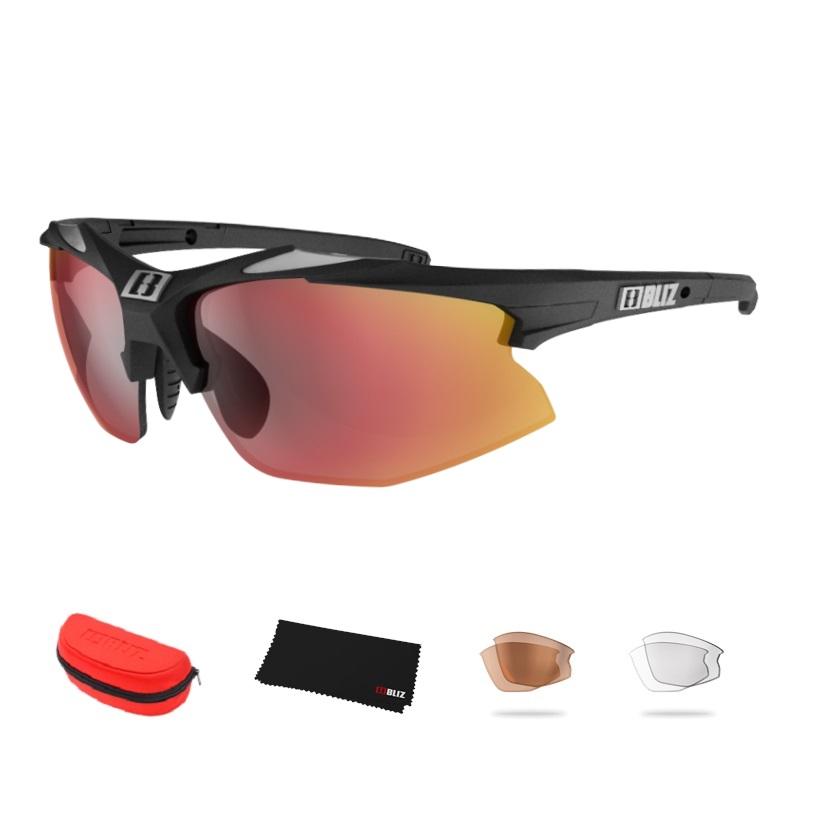 Cyklistické brýle Bliz Velo XT černá