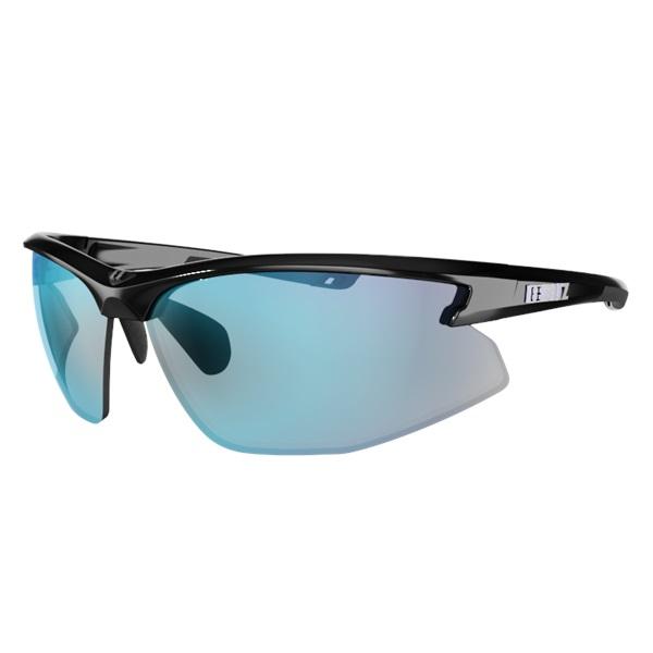 Sportovní sluneční brýle Bliz Motion Multi černá s tmavě modrými skly