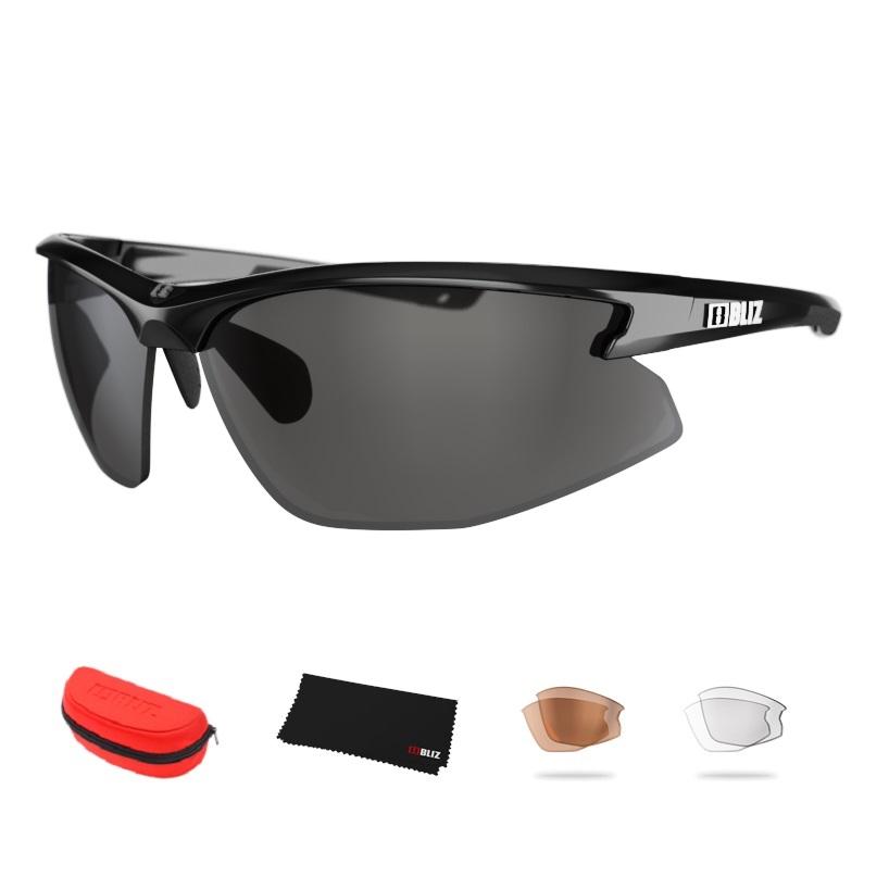 Sportovní sluneční brýle Bliz Motion+ černá