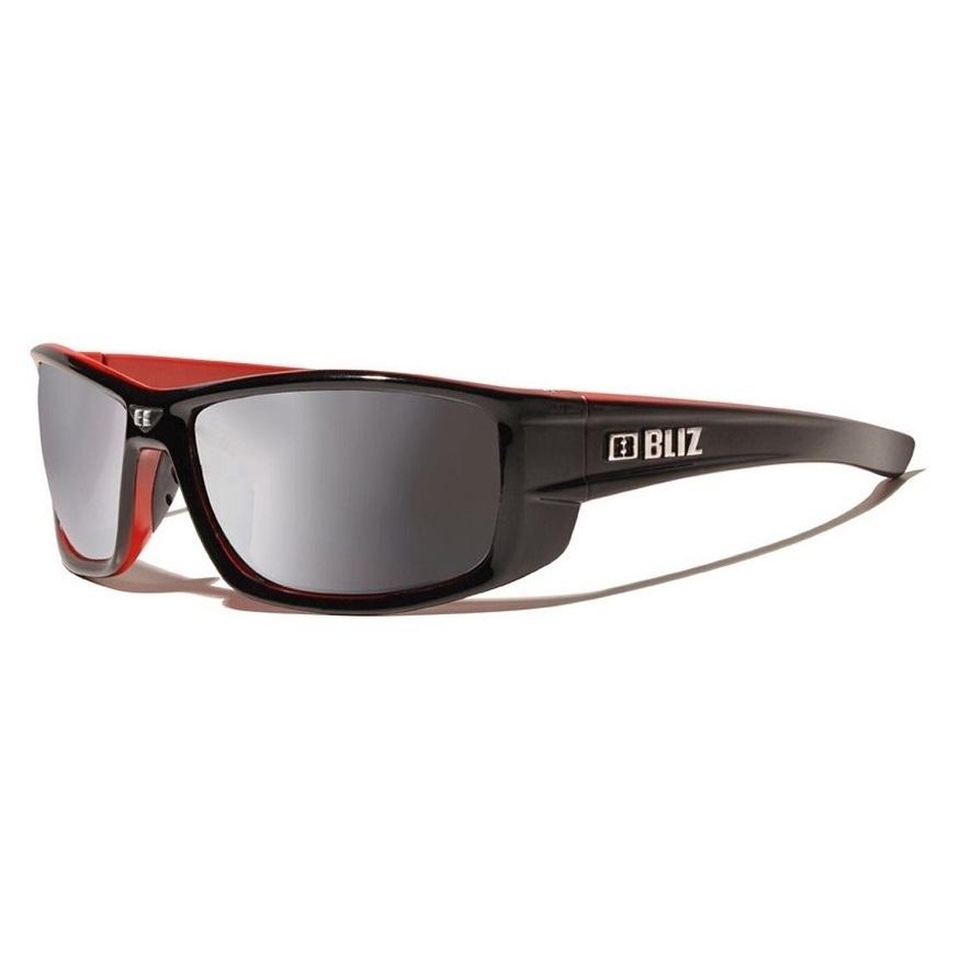 Sportovní sluneční brýle Bliz Rider černo-červená
