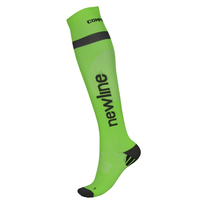 Newline Compression Sock zelená  L 3942