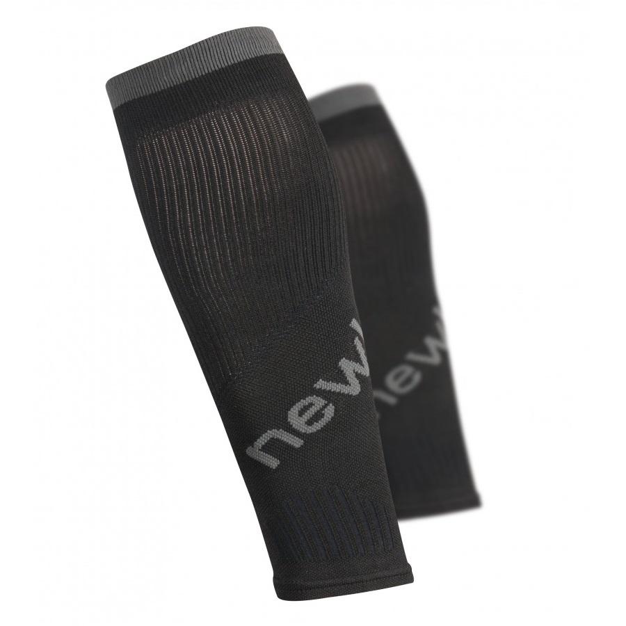 Kompresní návleky na nohy Newline Calfs Sleeve černá - S