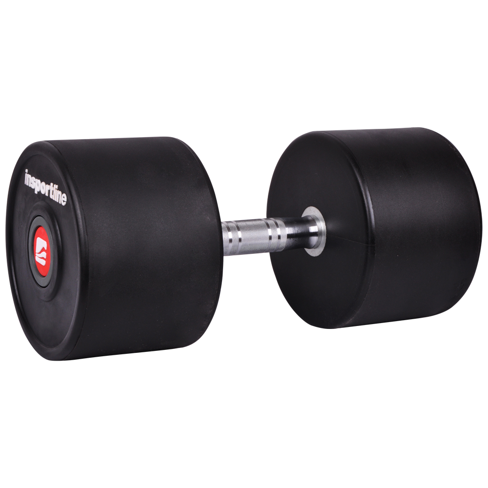 Jednoruční činka inSPORTline Profi 48 kg