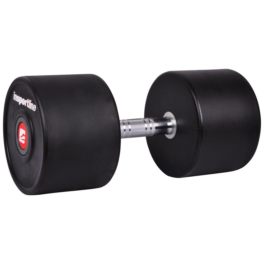 Jednoruční činka inSPORTline Profi 46 kg