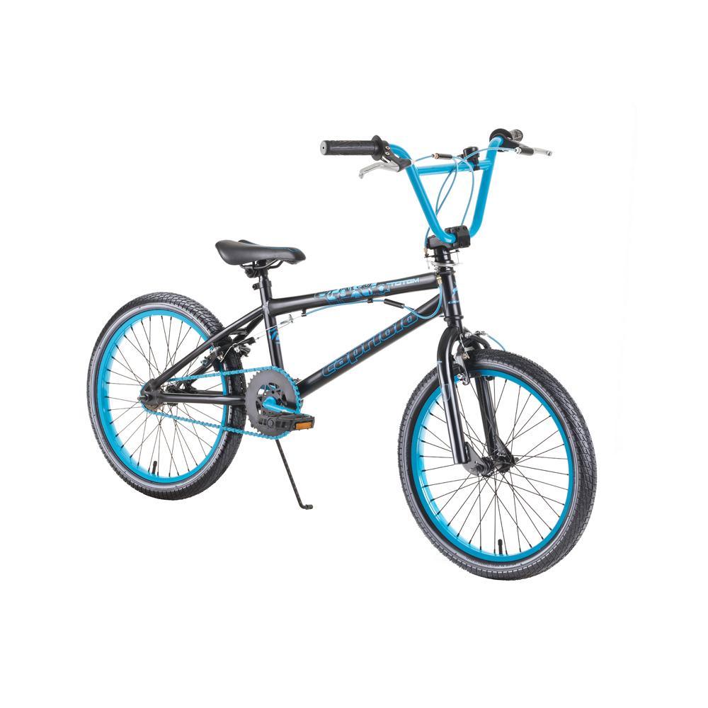 "BMX kolo Capriolo Totem 20"" - model 2018 Black Blue"