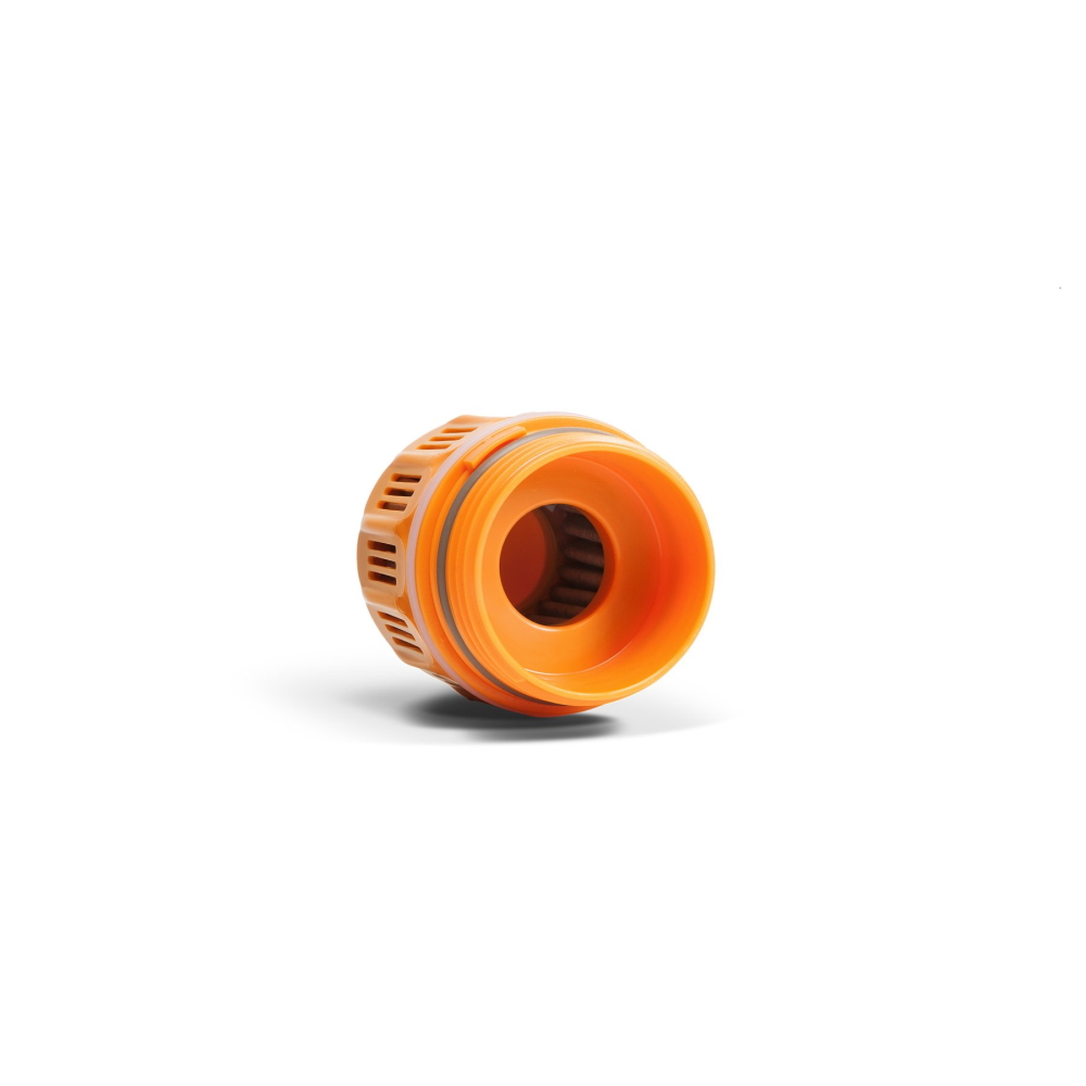 Grayl Ultralight Compact Replacement Cartridge Orange