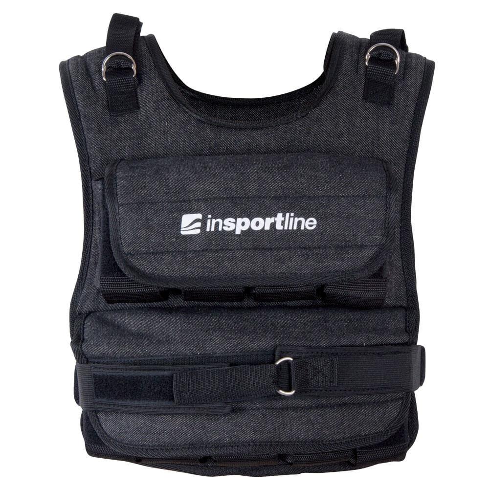 Zátěžová vesta inSPORTline LKW-1060 1-20 kg