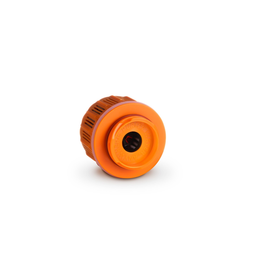 Grayl Geopress Replacement Cartridge Orange