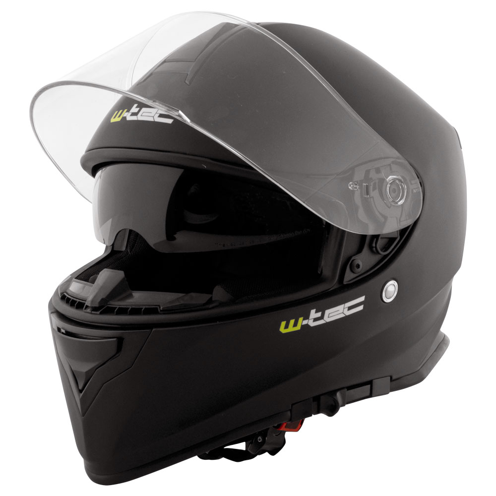 Moto helma W-TEC V127 matně černá - XL (61)