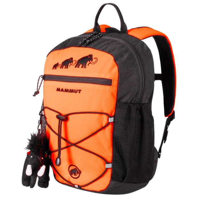 Mammut First Zip 8 Safety Orange-Black