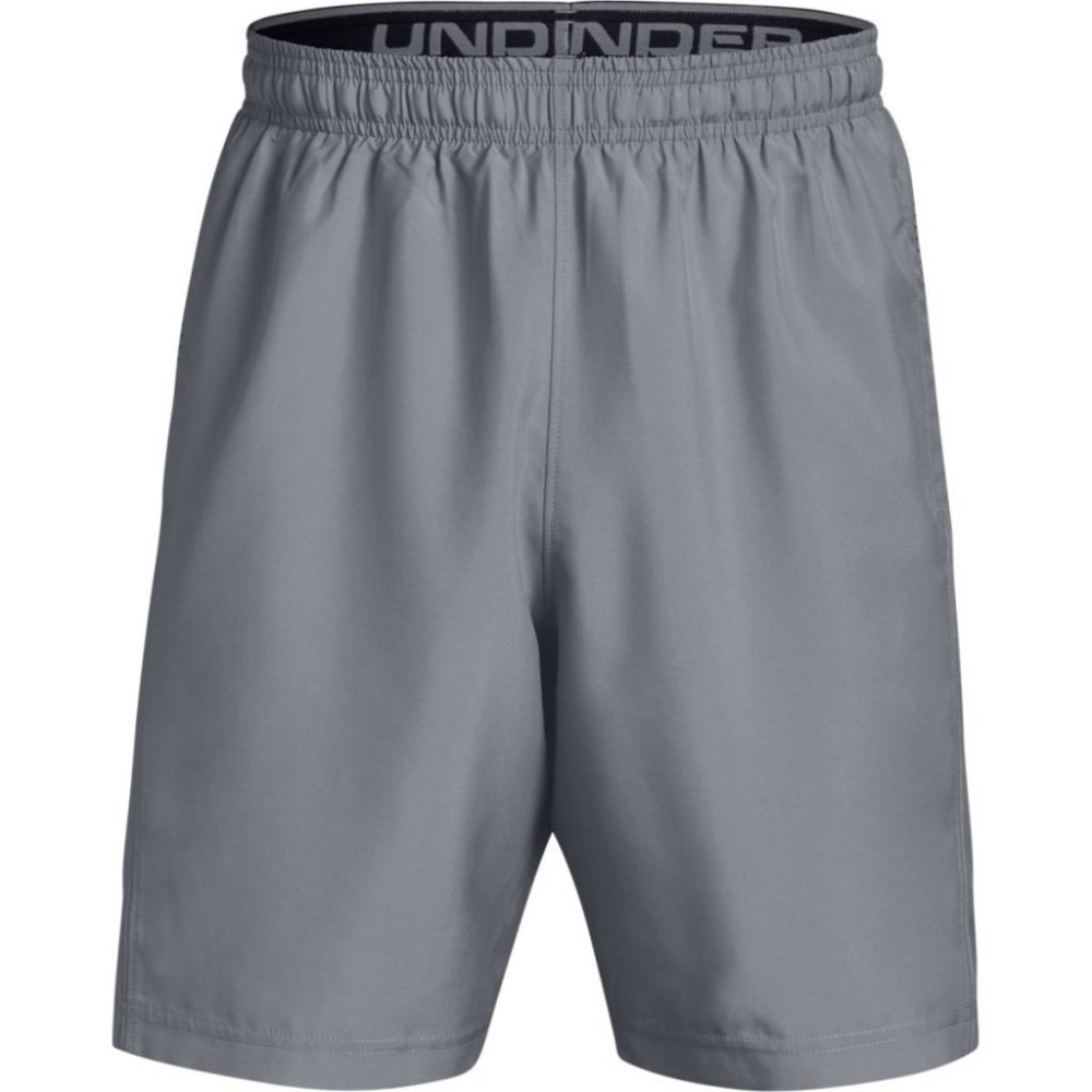Under Armour Woven Graphic Short GrayBlack - XL