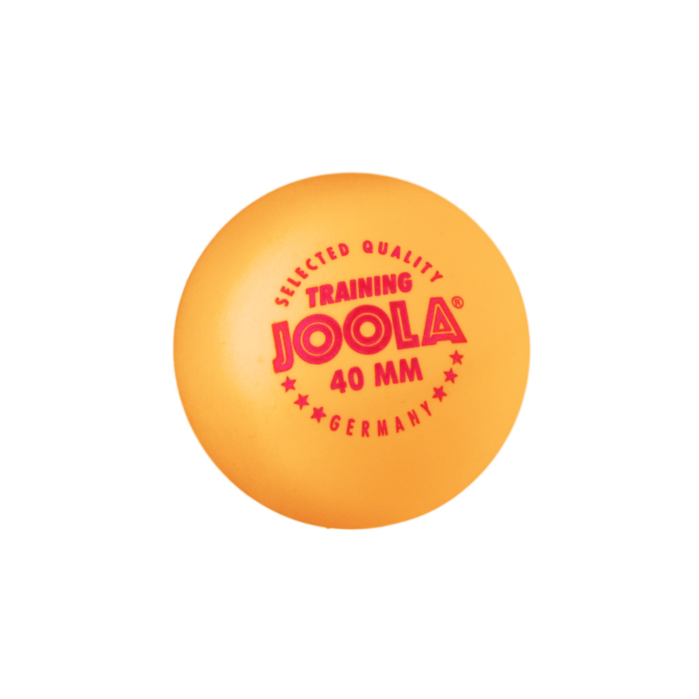 Sada míčků Joola Training 120ks oranžová